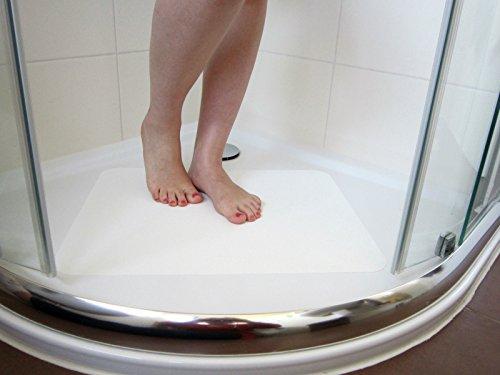 Duschmatte Duscheinlage Anti-Rutschmatte Antirutschfolie Wanneneinlage***SELBSTKLEBEND*** Wannenmatte 60cm x 50cm